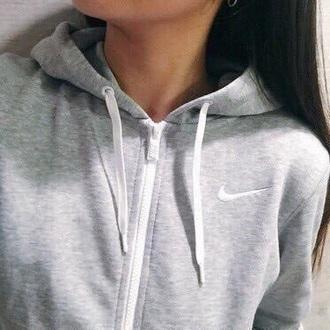 sweater gray hoodie nike nike sweatshirt