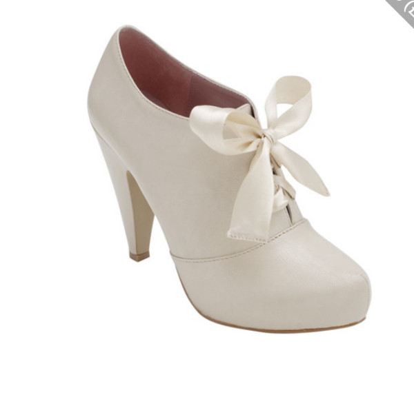 shoes ribbon white pumps heels fashion lovely leather