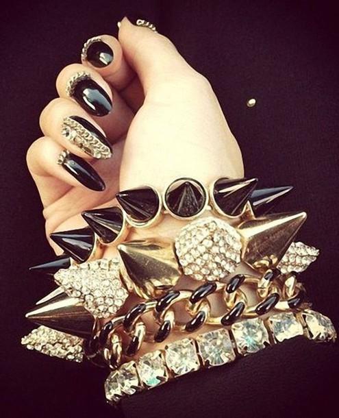 nail accessories nail jewels nail jewelry