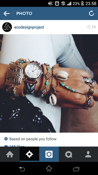 jewels boho indie native american hippie watch tribal pattern ethnic print bracelets eagle accessories vintage pattern