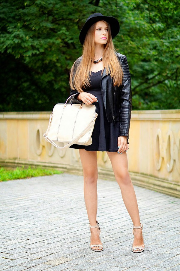 only my fashion style jacket bag jewels shoes