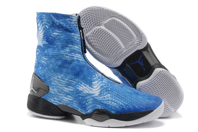 Nike Air Jordan XX8 Blue Camo Men's Shoes