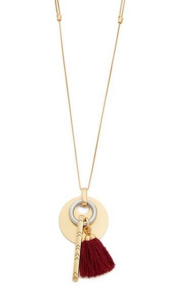 warm necklace jewels