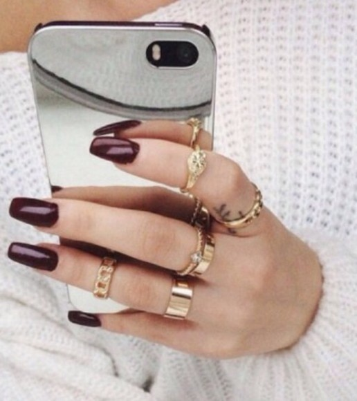 phone case mirror iphone 6 case