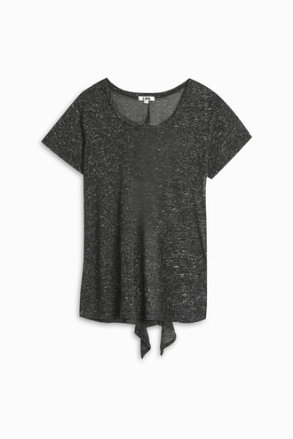 t-shirt shirt back black top