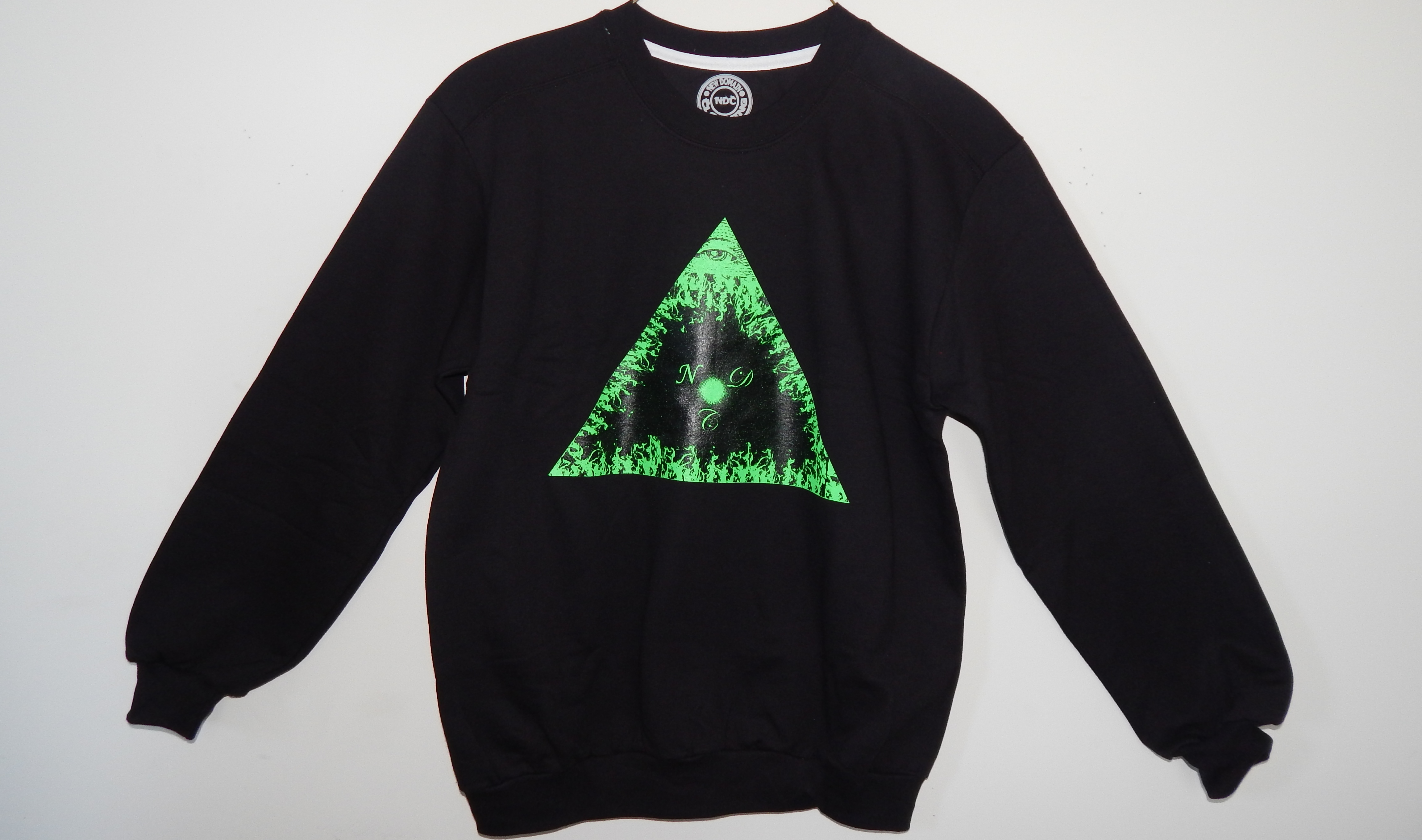 NDC Tri-Fire Crewneck / New Domain Clothing