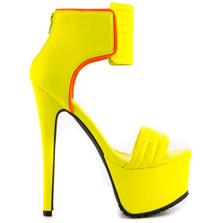 Cosmic Crush - Neon Yellow, Privileged, 84.99, FREE 2nd Day Shipping!