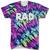 Rad festival all over print t shirt
