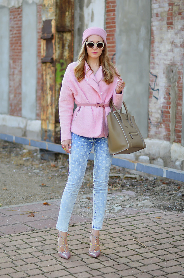 ef2281b843a oh my vogue jacket belt pants hat jeans shoes bag sunglasses jewels nail  polish