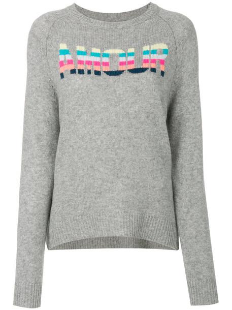Zadig & Voltaire jumper women grey sweater