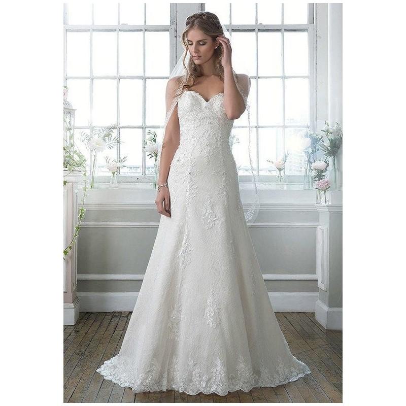 0c4c59fc041 Lillian West 6384 Wedding Dress - The Knot - Formal Bridesmaid ...