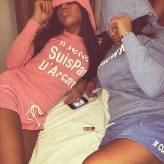 pajamas blue pin girl party funny