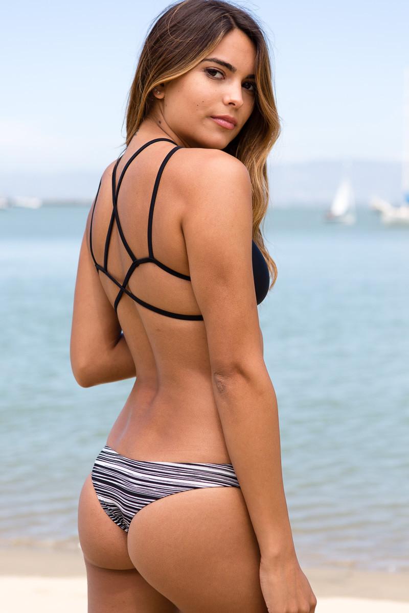 Frankie's Bikinis - Coco Bottom | Storm