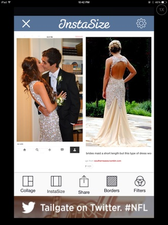 white dress prom dress sequin dress jewels open back prom dress mermaid prom dress long prom dress fashion bodycon dress gold gold dress