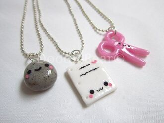 jewels necklace friends funny