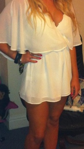 dress,playsuit white topshop