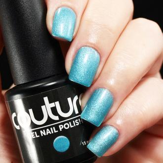 nail polish turquoise blue nail polish sparkle nail polish blue nail polish nails nail