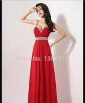 dress,red dress,prom dress,silver dress
