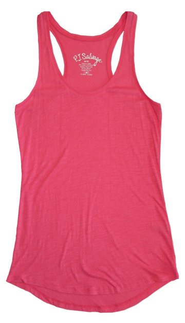 BASIC SOLID TANK, CORAL