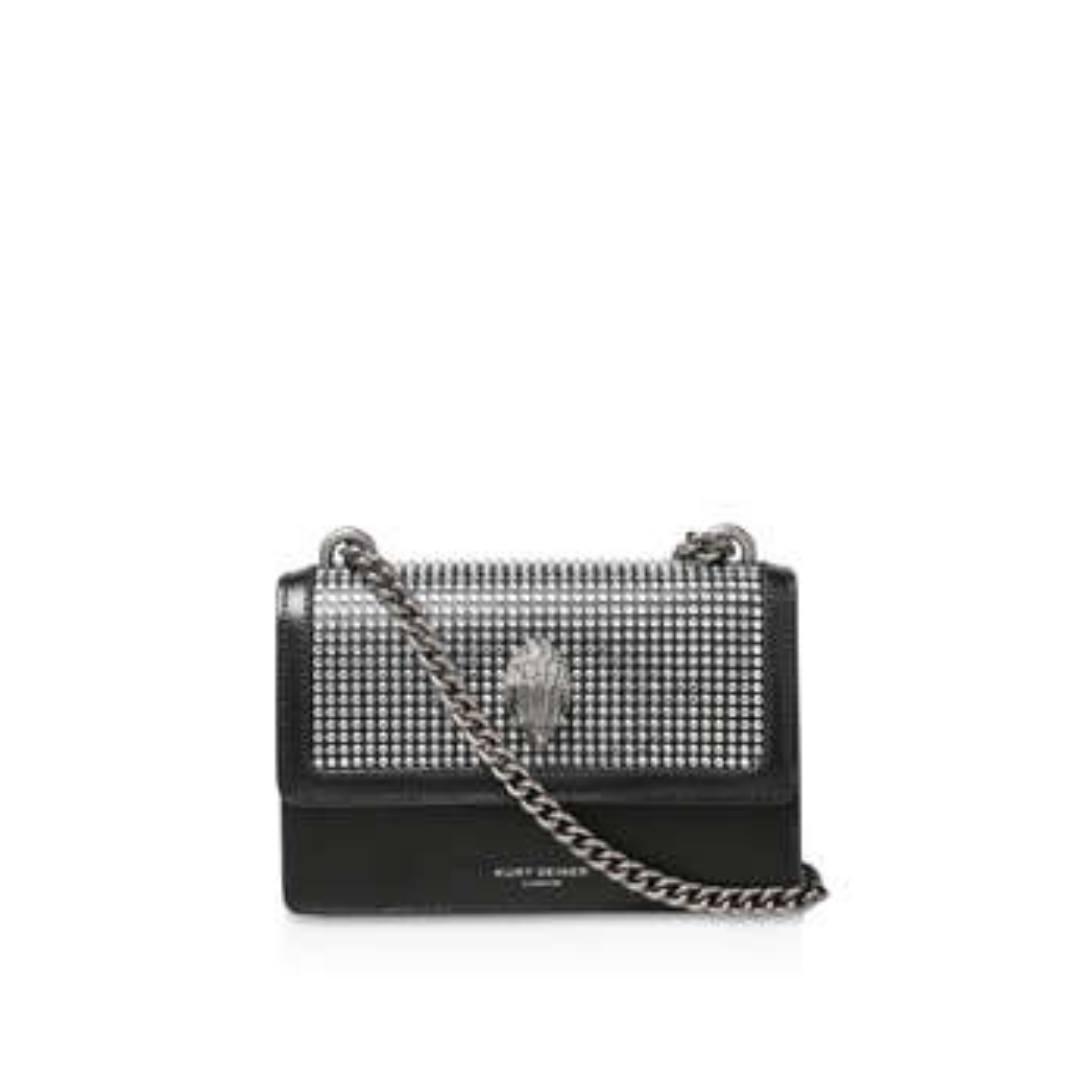 Kurt Geiger London Mini Shoreditch Crystal Bag