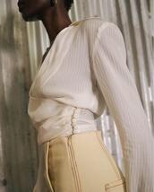 blouse,white blouse