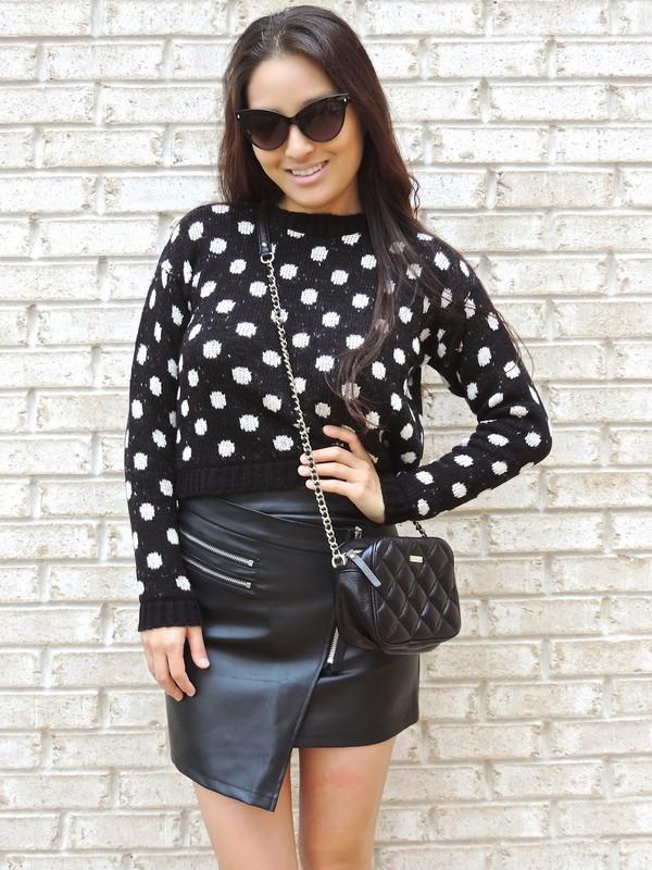 sensible stylista blogger sunglasses bag