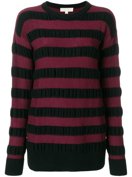 MICHAEL Michael Kors jumper women spandex red sweater