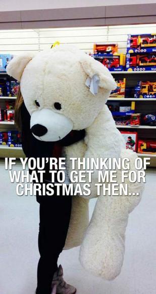 cute want want want! hair accessories teddy bear teddy