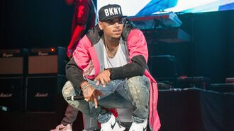 jeans chris brown