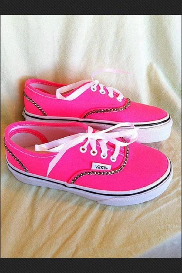 shoes pink by victorias secret