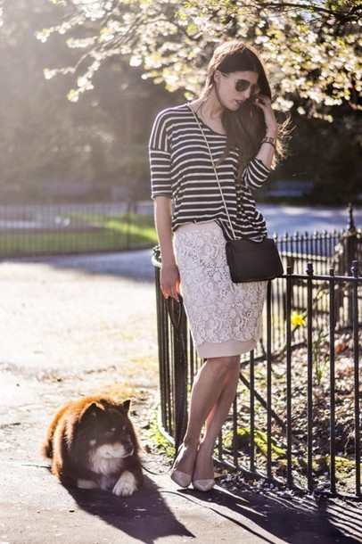 thank fifi t-shirt skirt shoes bag jewels coat