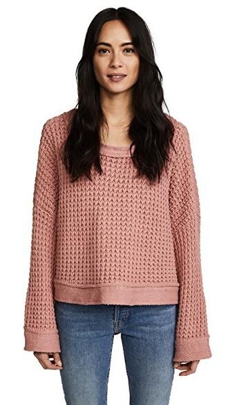 sweater baby rose