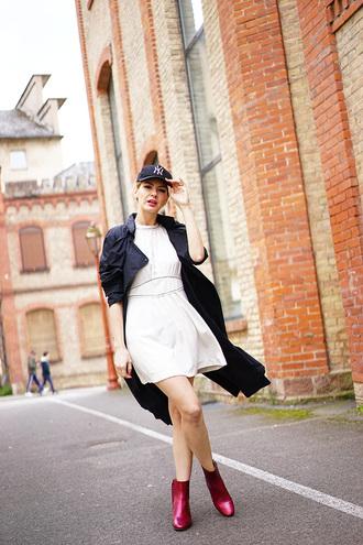 estelle blog mode blogger coat shoes