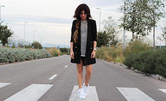 madame rosa blogger jacket jewels dress shoes