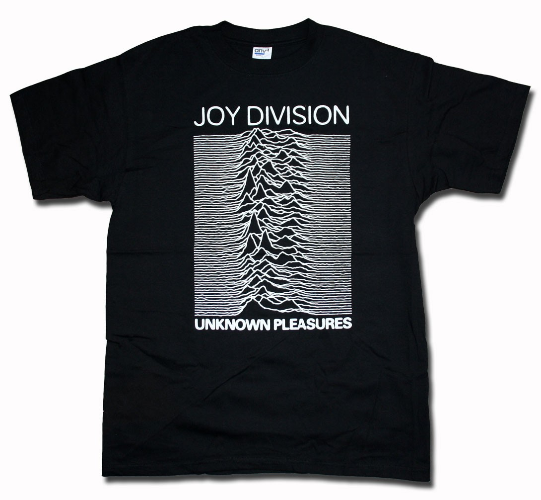 Unknown pleasures 100% official