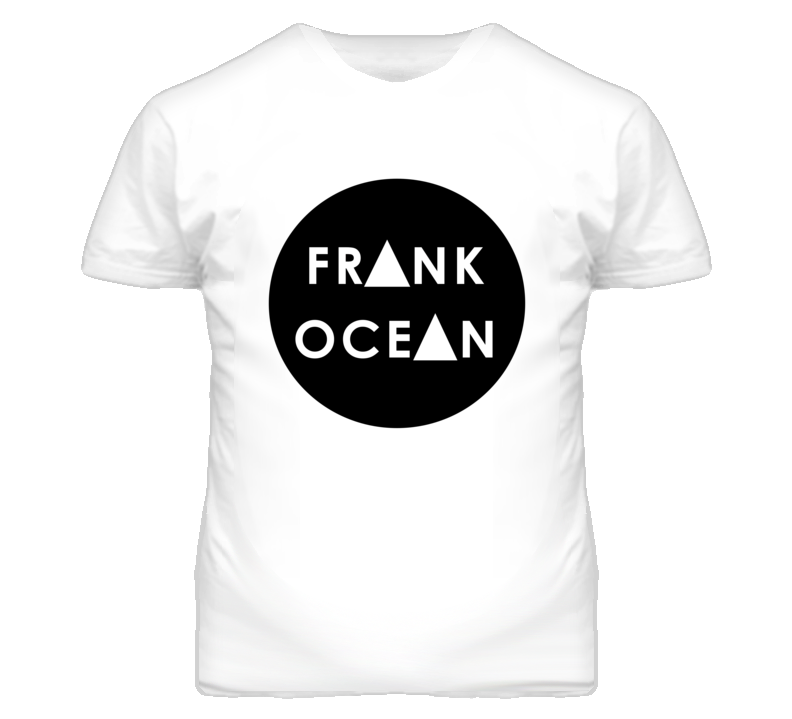 Frank Ocean Music Graphic T Shirt