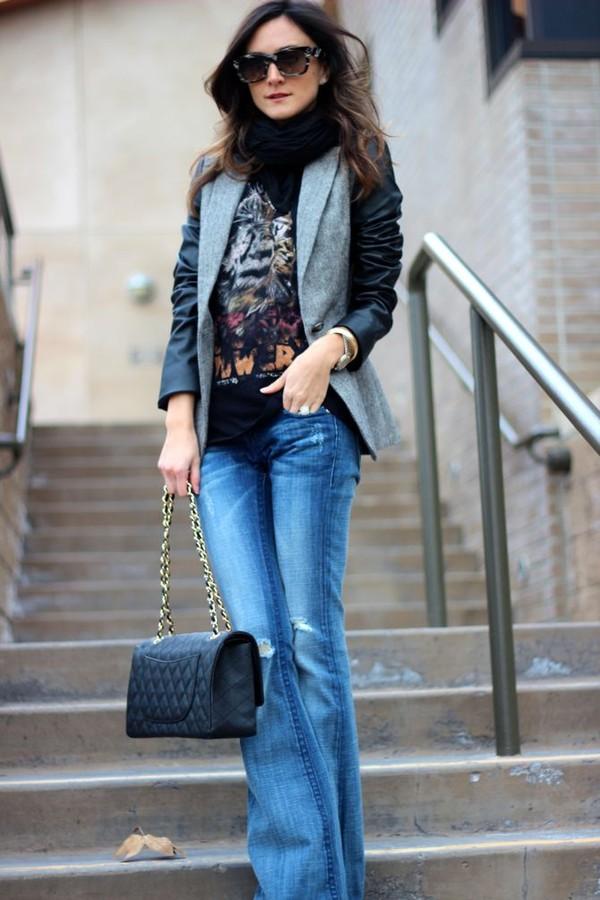 Current/Elliott The Bell mid-rise flared jeans - 60% Off Now at ...