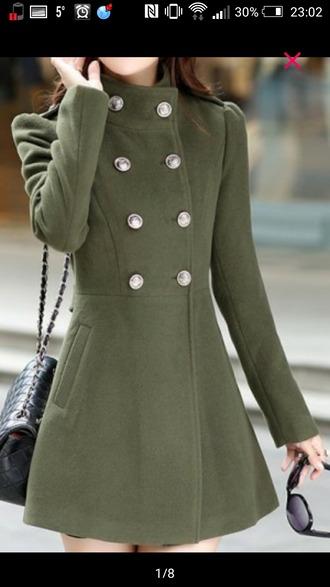 jacket green jacket sweet jacket