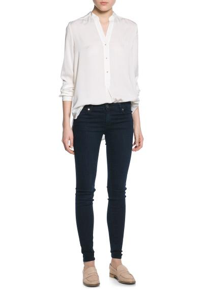 MANGO - CLOTHING - Tops - Shirt