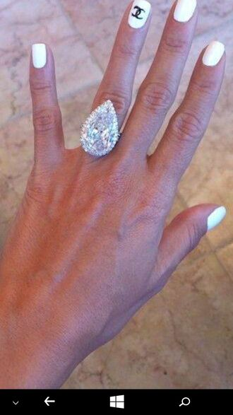 jewels wedding ring wedding ring for her diamonds diamond ring lilly ghalichi white nails chanel black and white
