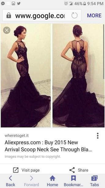 dress gown evening dress prom dress long prom dress mermaid prom dress black prom dress long evening dress