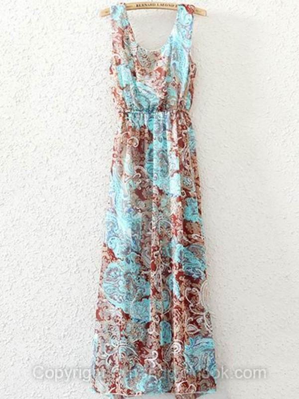maxi dress sleeveless dress long dress dress