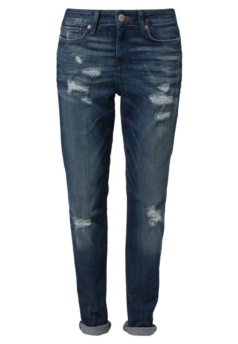 Mavi KATHY - Jeans Relaxed Fit - ripped vintage - Zalando.de