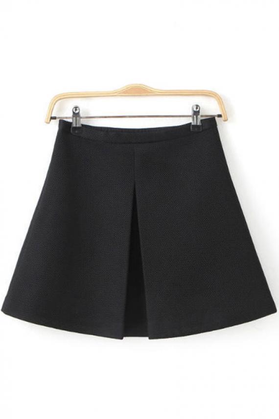 Line mesh skirt