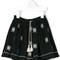 Caramel dulse skirt, girl's, size: 6 yrs, blue