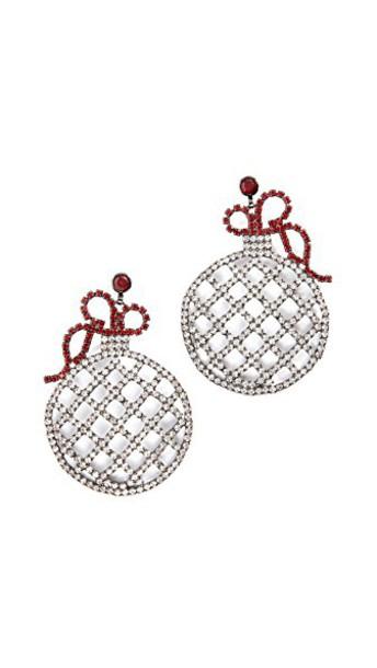 Elizabeth Cole sparkle earrings jewels
