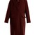 Silla double-faced wool blend coat