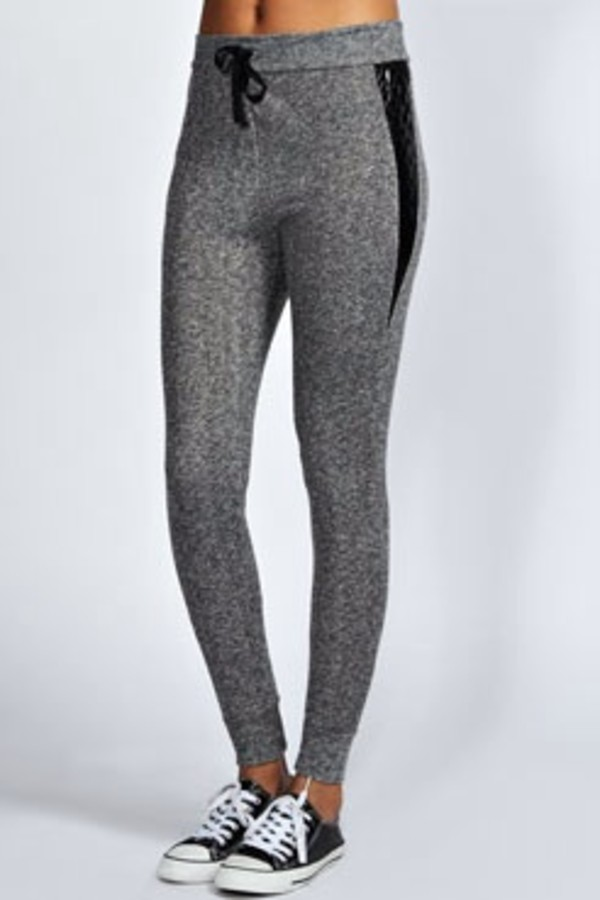 pants gris american apparel