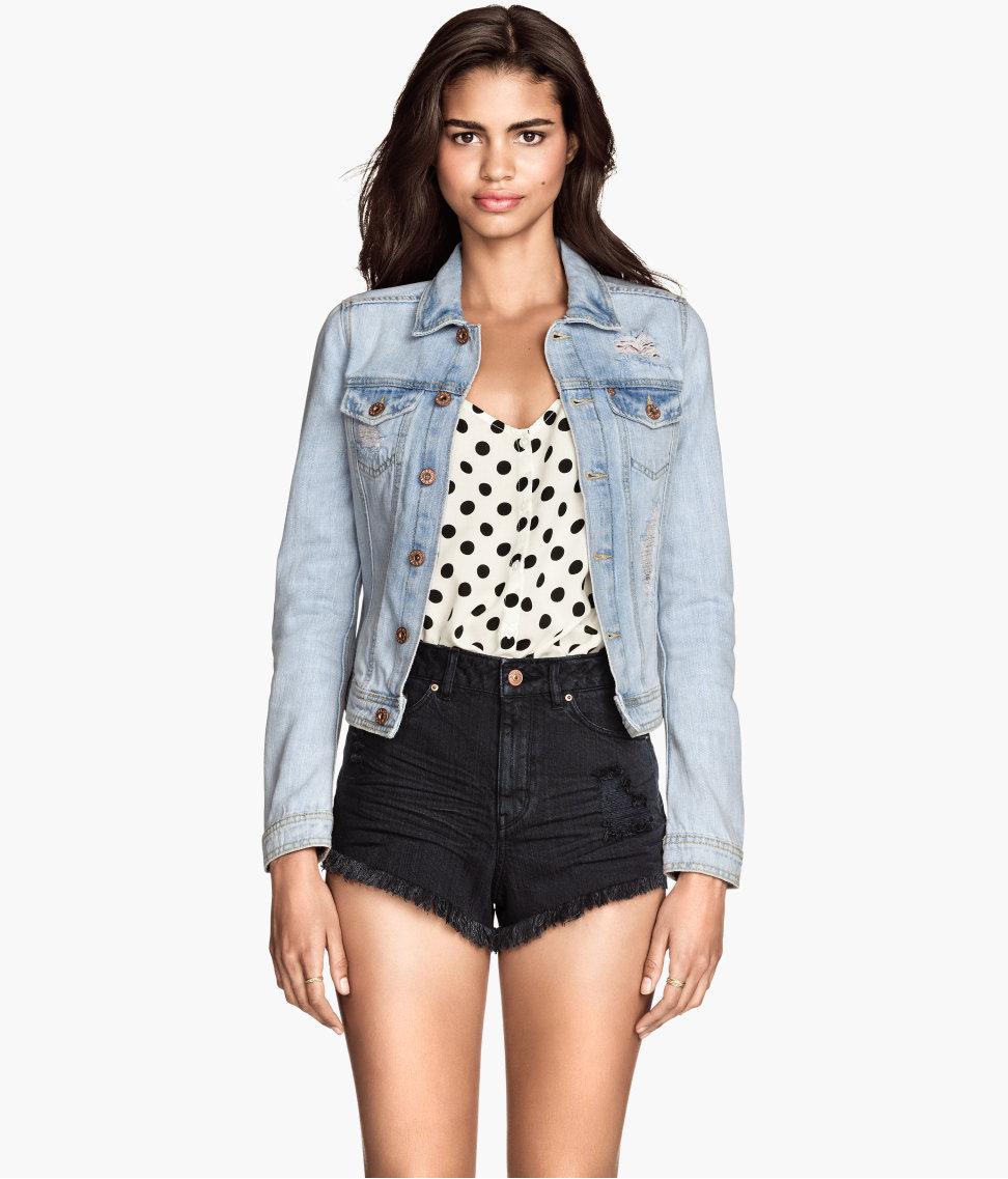 H&M Denim jacket 899 Kč