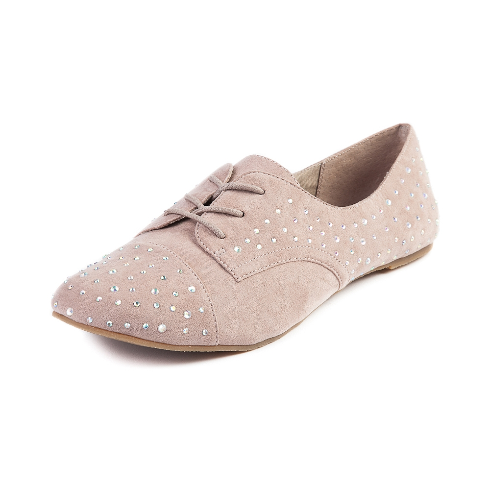 Womens madden girl julissa flat, blush